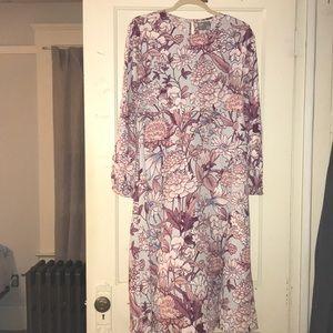 Beautiful Floral ASOS Midi Dress!!!